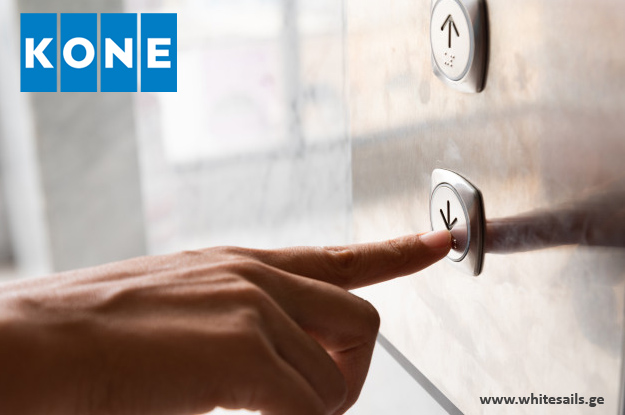 KONE elevators – combination of unique design and European quality