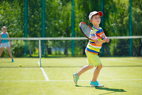 Sportsground and Children's playground